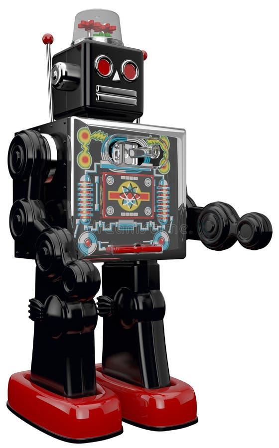 Robot de la lucha libre illustration