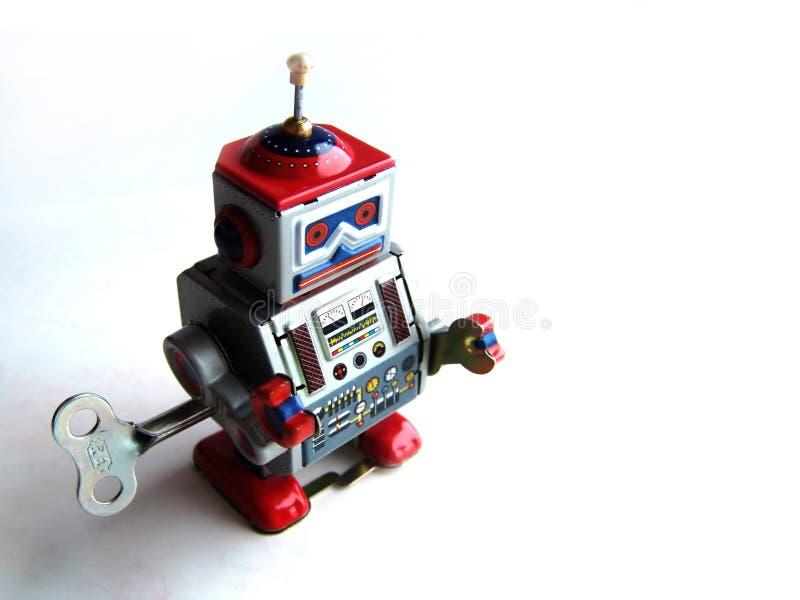 Download Robot de Sammy image stock. Image du intelligence, artificiel - 54943