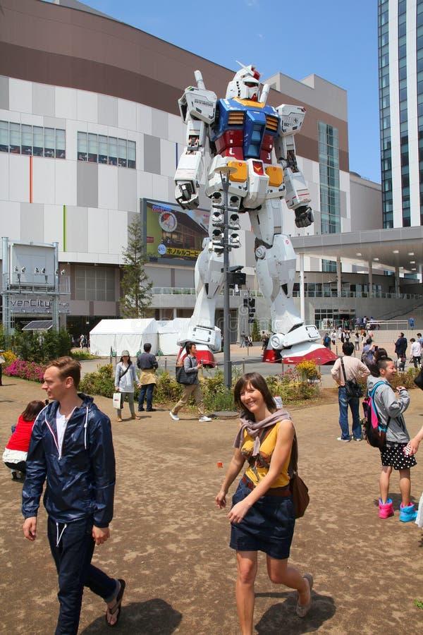 Robot de Tokyo image libre de droits
