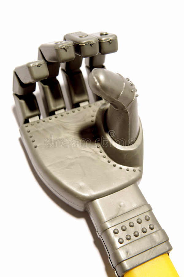 Download Robot hand stock photo. Image of hand, mechanical, science - 5498510