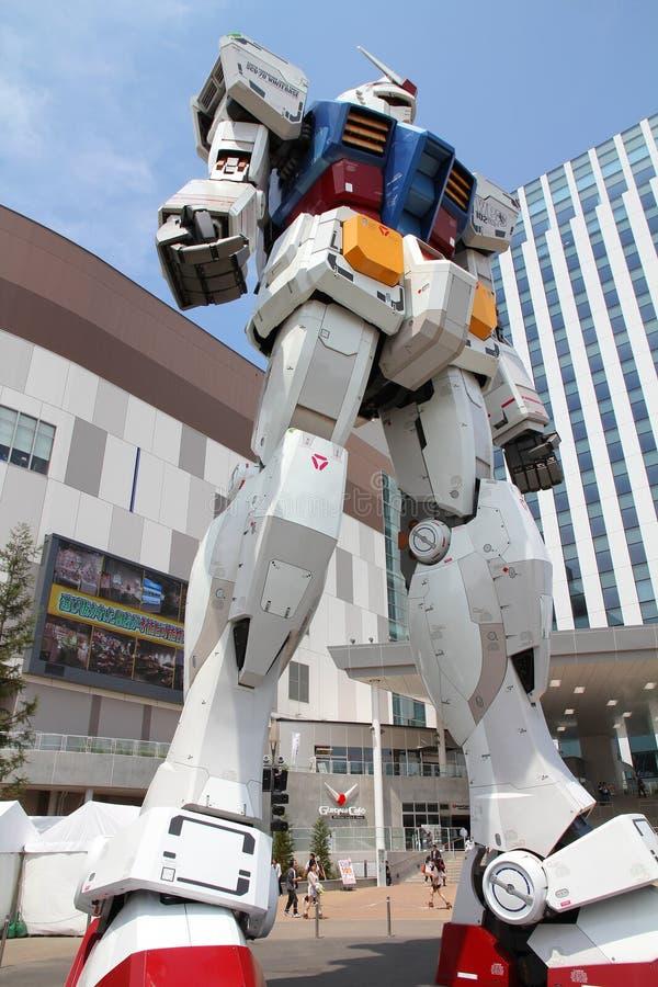 Robot japonais images libres de droits