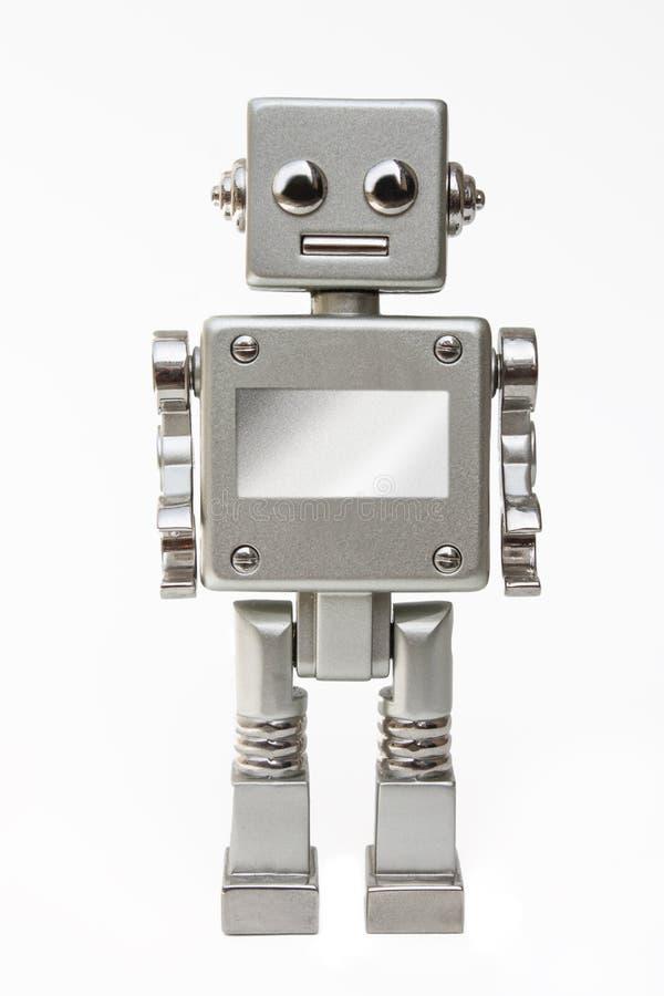 Robot mignon photo stock