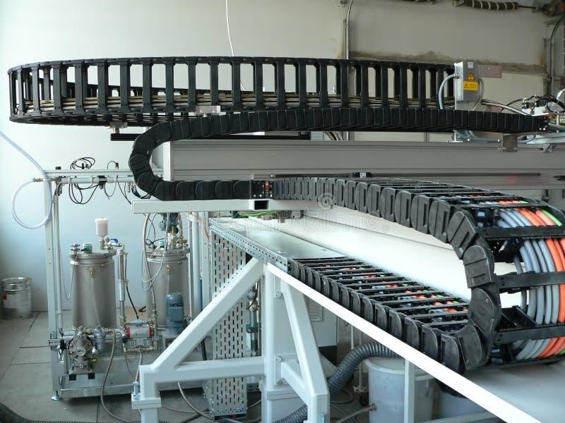 robot przemysłowe obrazy stock