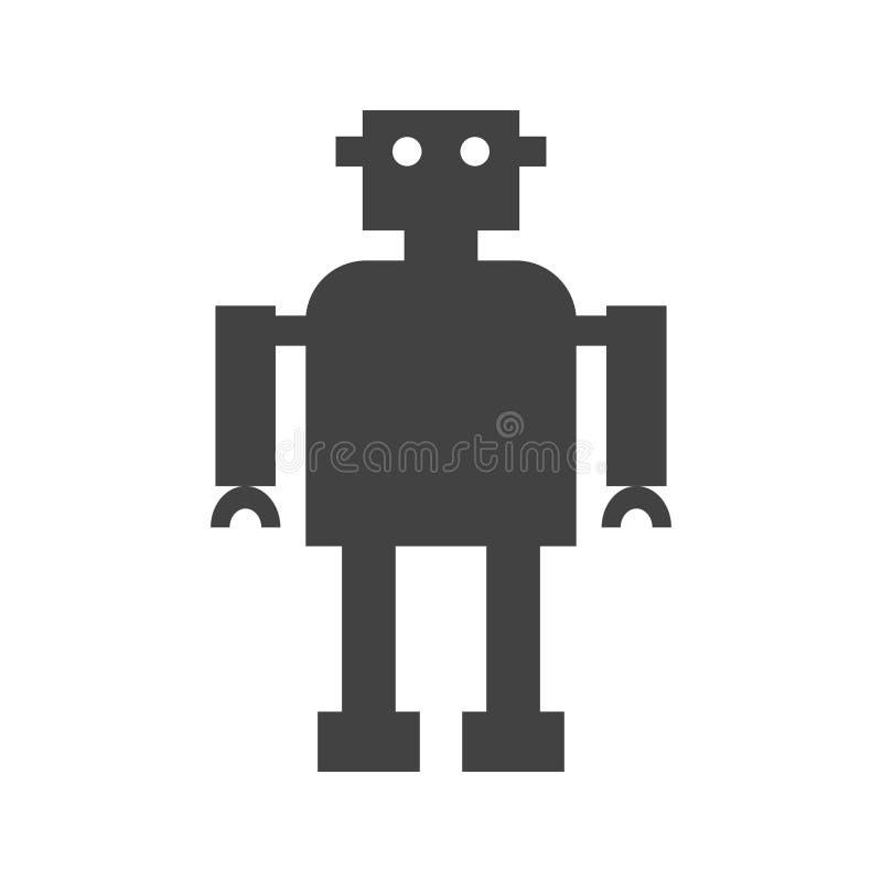 Robotics stock vector  Illustration of technology