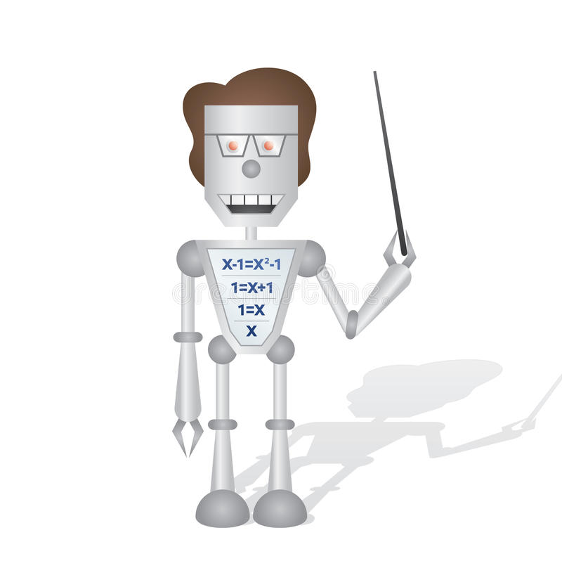 Robot teacher