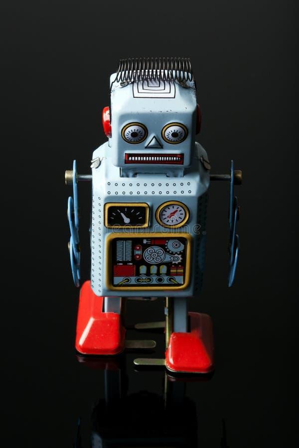 Robot Triste Images stock