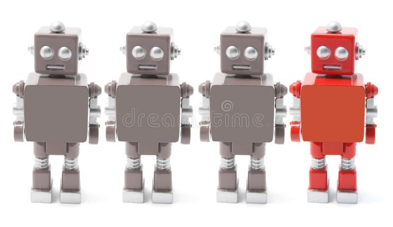 robot zabawka fotografia royalty free