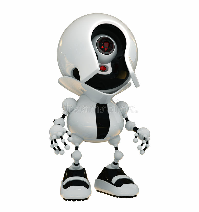Robotachtige camera
