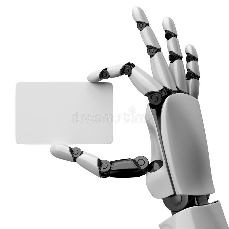 Robotachtige hand_1