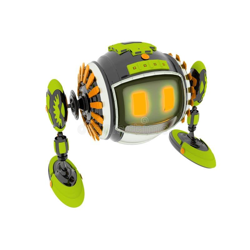 roboter stockfoto