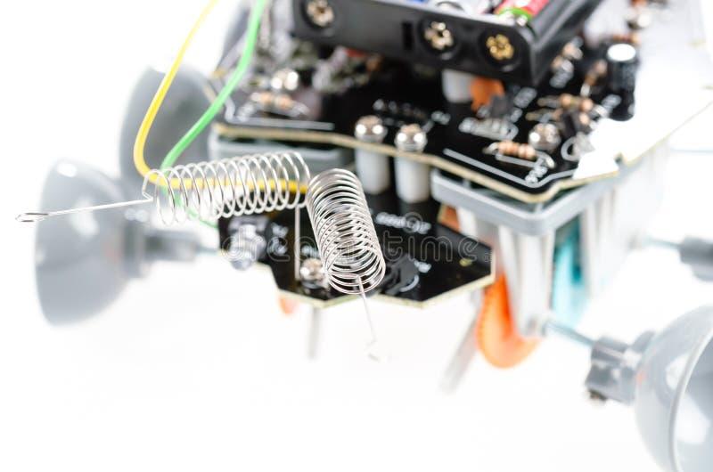 Roboter stockfotografie