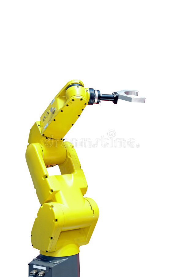 Free Robotic Arm Royalty Free Stock Images - 7292899
