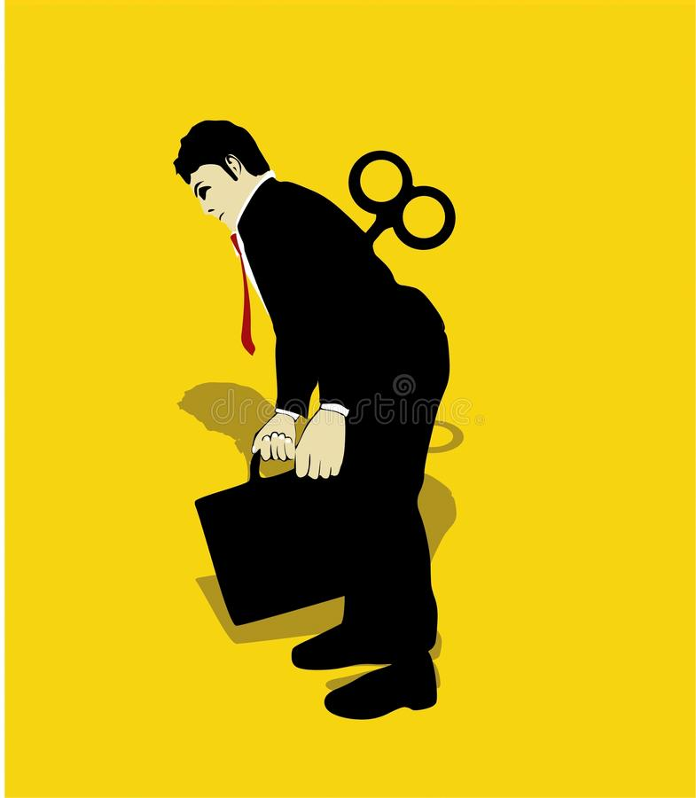 Download Robotic Business Man stock illustration. Image of male - 23162623