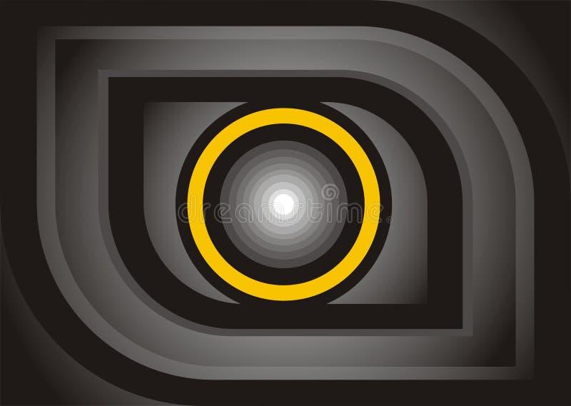 Robotic Eye Stock Image