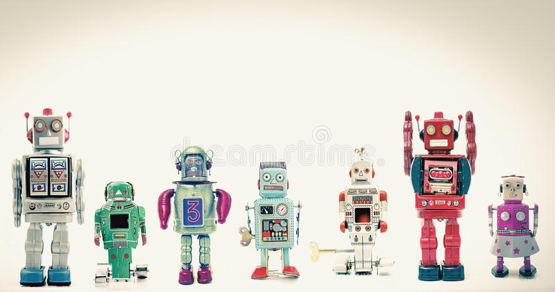 robots images stock