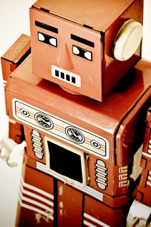 robottoys royaltyfri fotografi