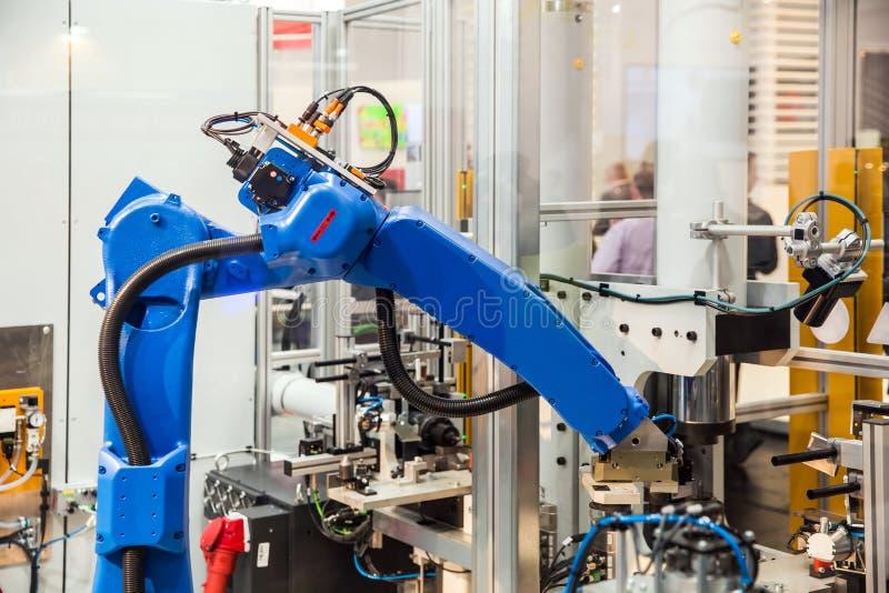 Robotwapen stock fotografie