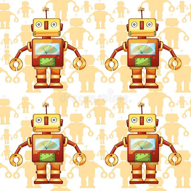 Roboty ilustracji