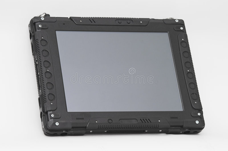 Robust Industrial Computer stock images