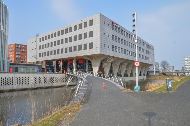 ROC Bijlmer Amsterdam The Netherlands 2018 immagini stock