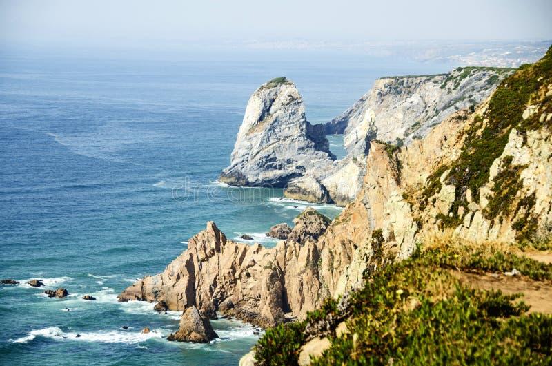 Roca DA Cabo στοκ φωτογραφία