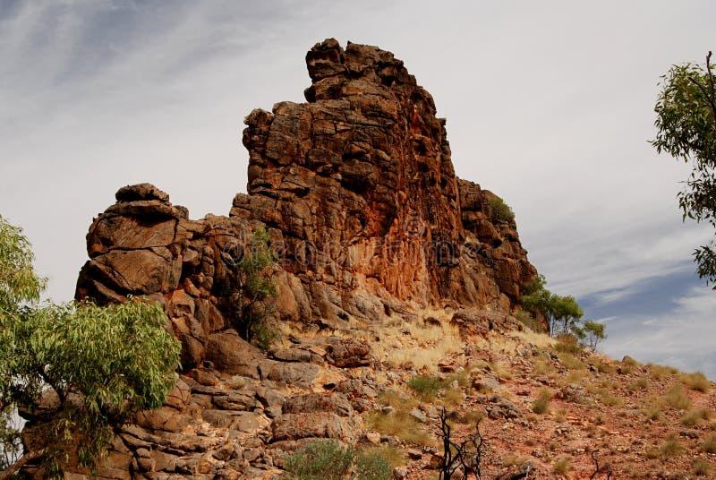 Roca de Corroboree fotos de archivo libres de regalías