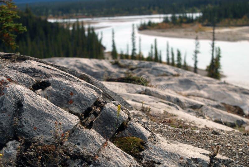 Roca de la montaña imagen de archivo libre de regalías