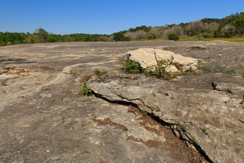 Roca de la piedra caliza imagen de archivo