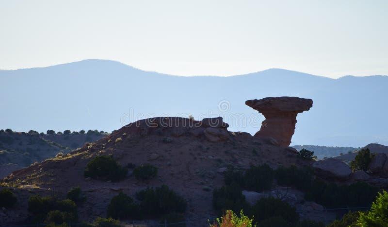 Roca del camello - Santa Fe, nanómetro fotos de archivo libres de regalías