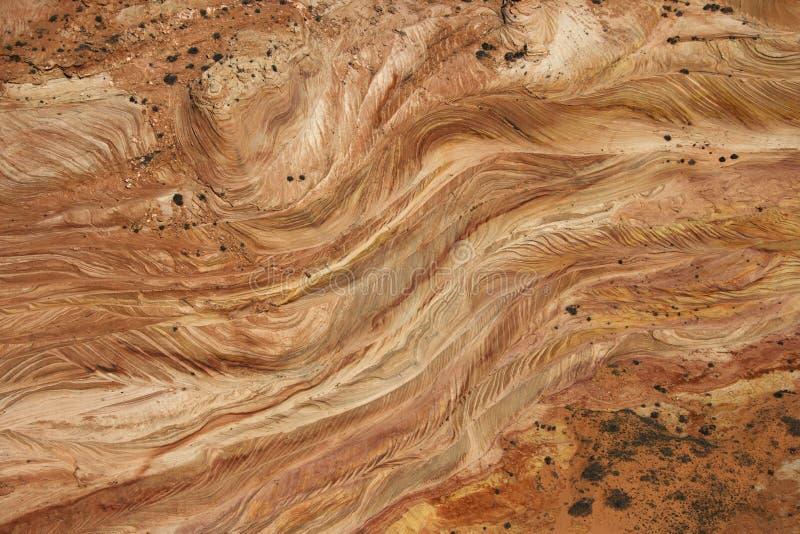 Roca del desierto. fotografía de archivo libre de regalías