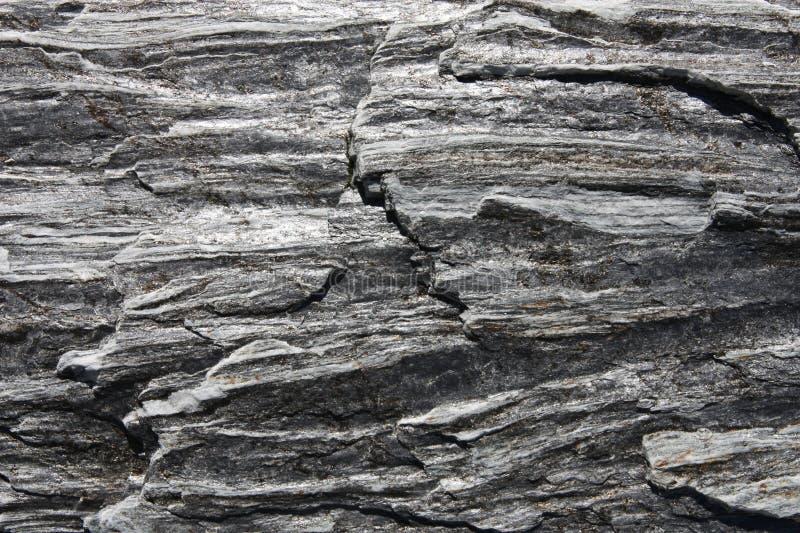 Roca del gneis fotografía de archivo