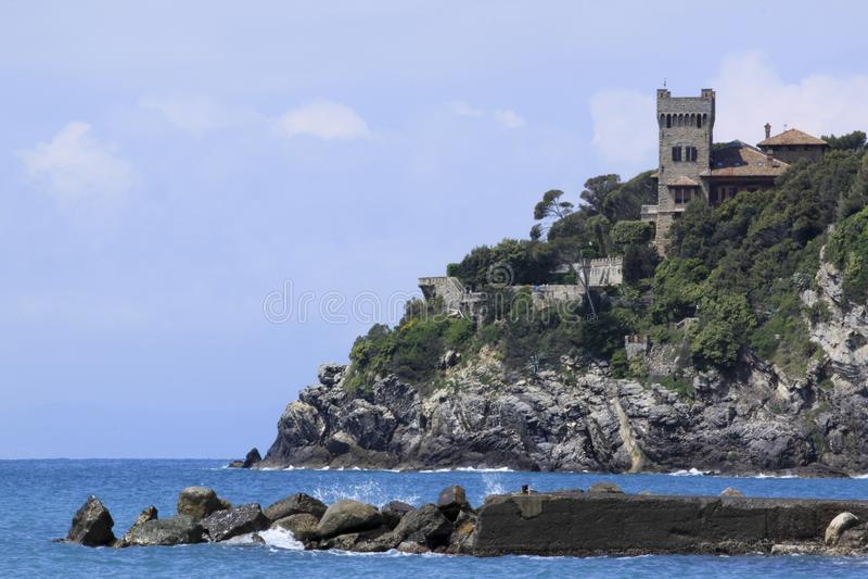 Roca italiana de Riviera