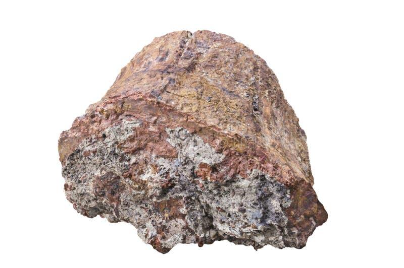 Roca mineral foto de archivo libre de regalías