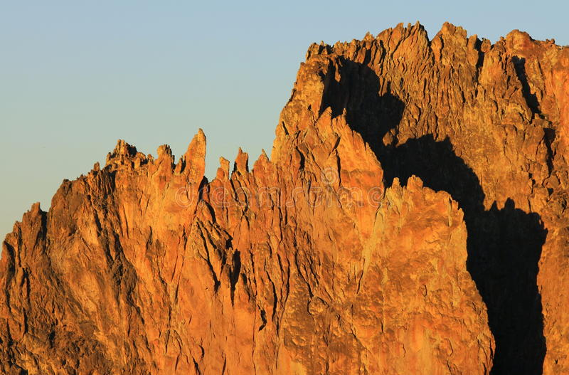 Roca Oregon de Smith foto de archivo libre de regalías