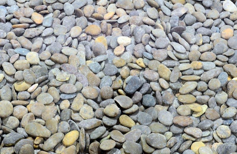 Roca y piedra para la textura del fondo fotos de archivo