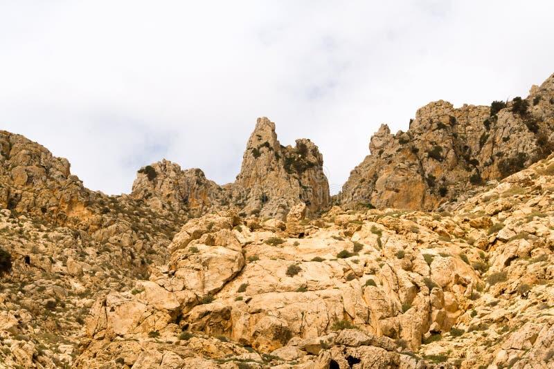 Rocas de Es Vedra fotos de archivo