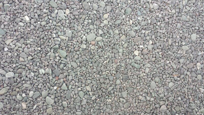Rocas de la grava foto de archivo