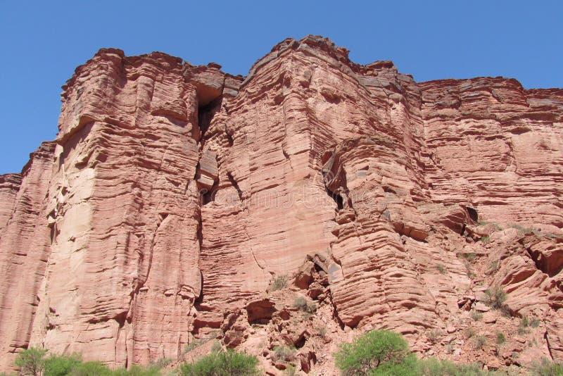 Rocas de Talampaya imagenes de archivo
