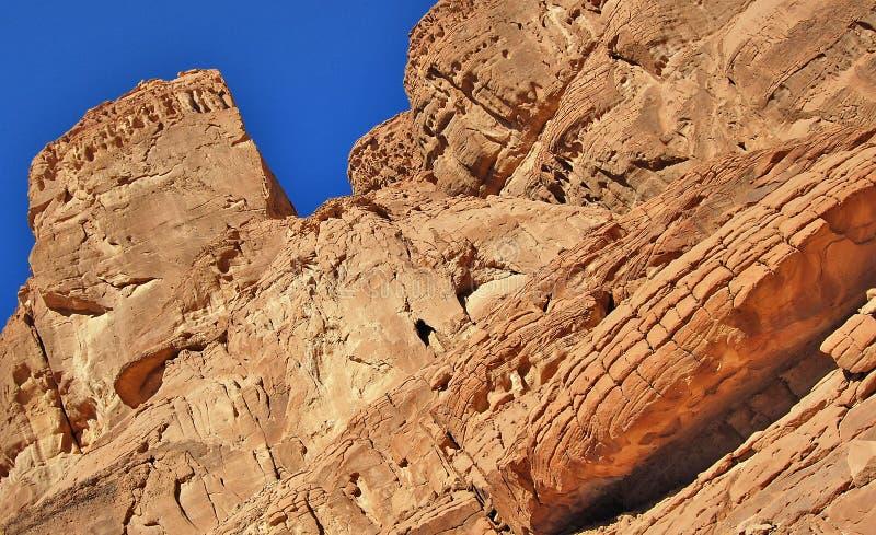 Rocas del desierto imágenes de archivo libres de regalías