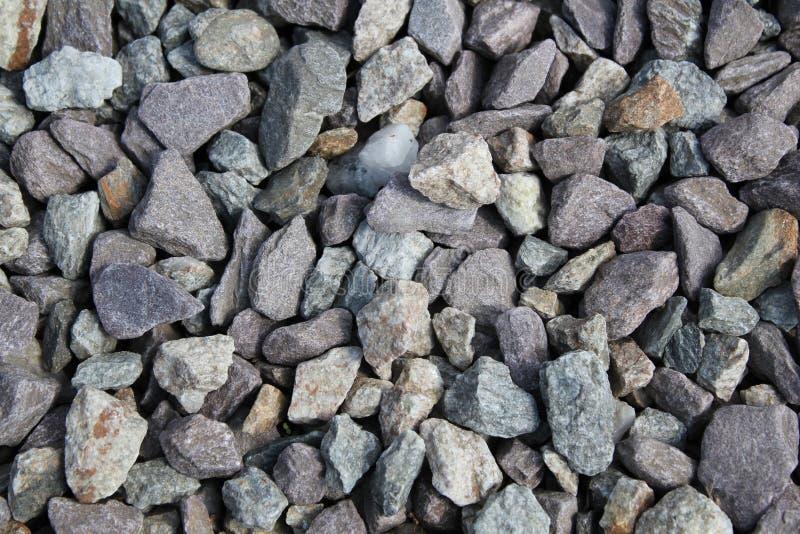 Rocas en la tierra imagen de archivo