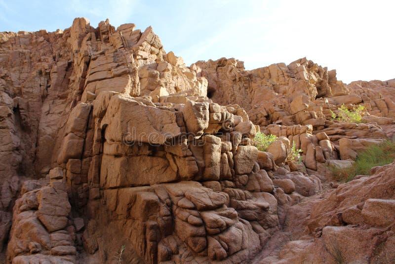 Rocas enormes del granito imagen de archivo libre de regalías