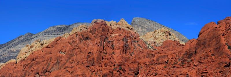 Rocas rojas fotografía de archivo libre de regalías