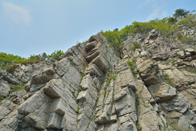 Rocas y cielo 5 fotos de archivo