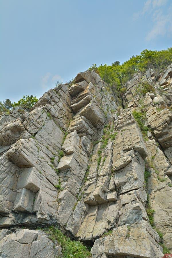 Rocas y cielo 1 fotos de archivo