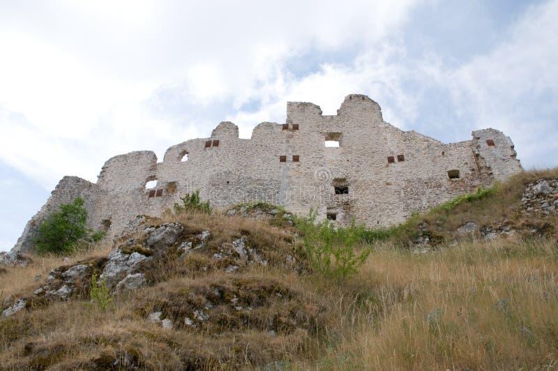 Rocca Calascio,意大利 库存照片