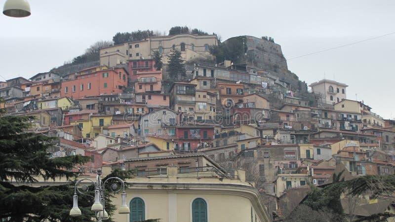 Rocca di Far royaltyfri foto