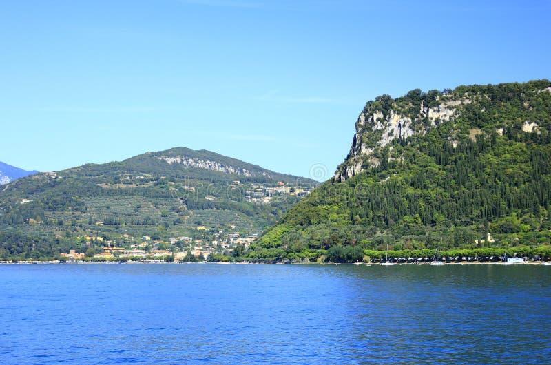 Rocca Di Garda, Italië stock foto