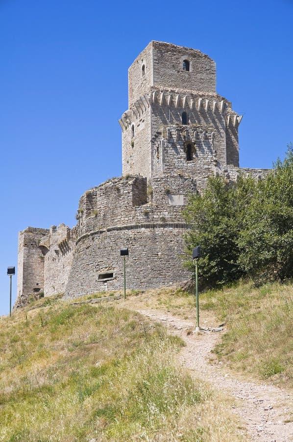 Download Rocca Maggiore. Assisi. Umbria. Stock Photo - Image: 15565870