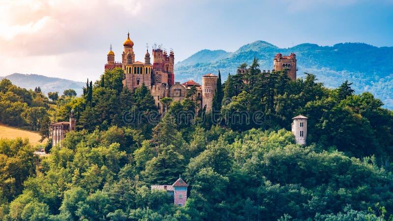 Rocca Mattei photos libres de droits