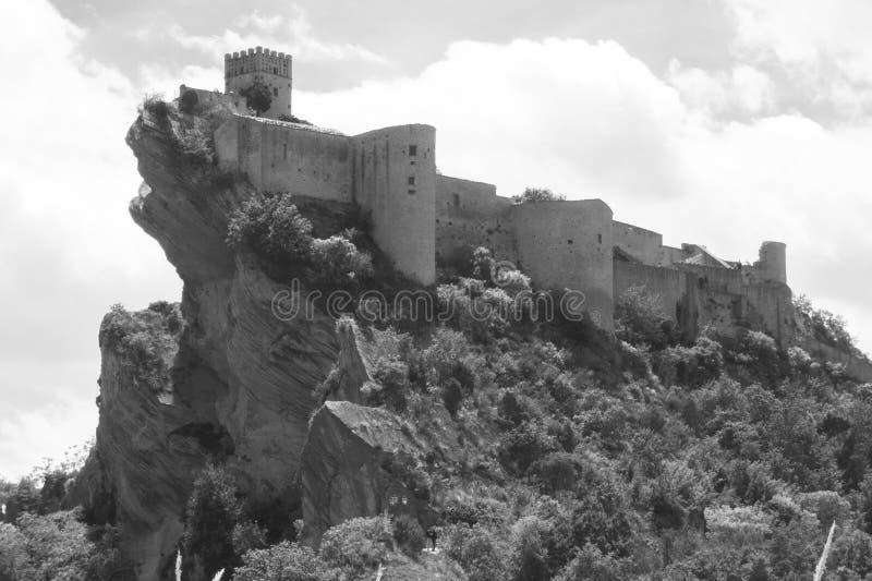 Roccascalegna imagenes de archivo